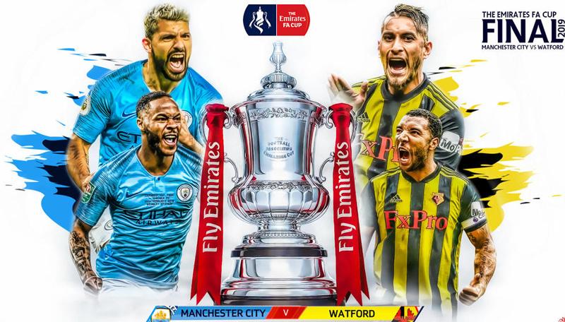 Man City,Watford,FA Cup