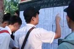 """Tỷ lệ """"chọi""""vào lớp 10 THPT năm học 2019- 2020 của Nghệ An"""