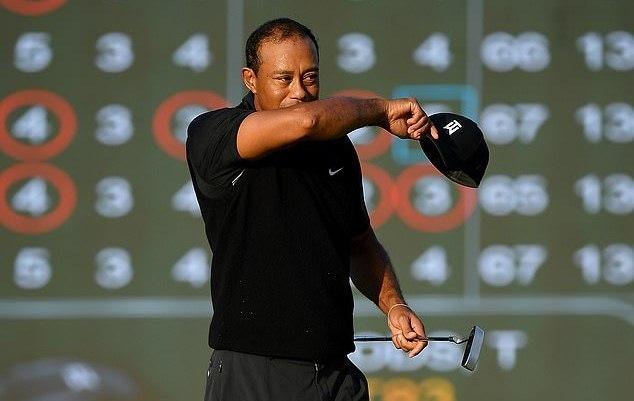 PGA Championship,Tiger Woods