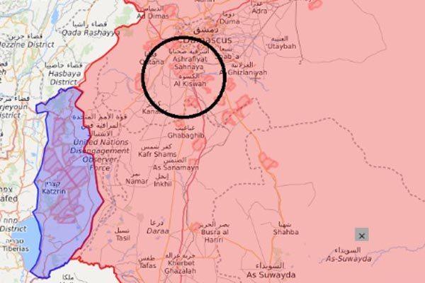 Syria tuyên bố bắn hạ hàng loạt 'tên lửa' từ Israel