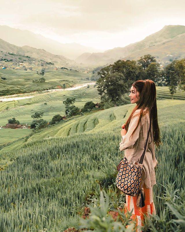 Chuyện tình đẹp như cổ tích của 'công chúa tóc mây' gốc Việt