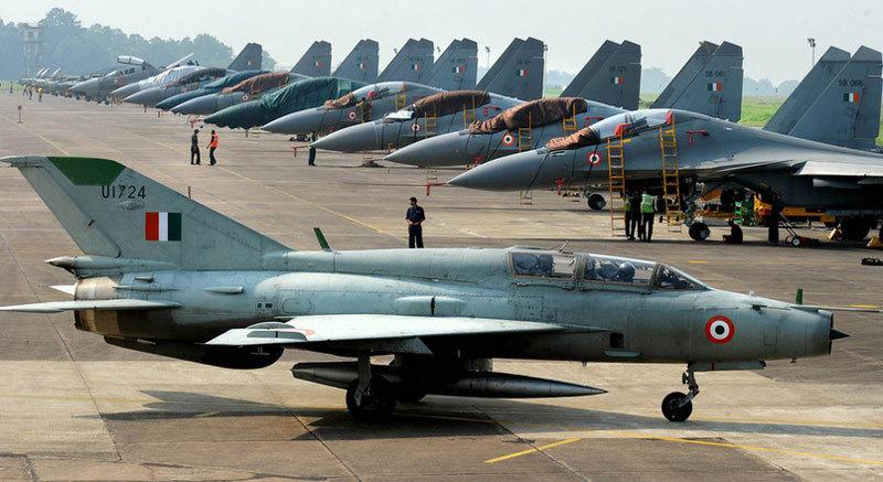 Hai căn cứ Ấn Độ báo động vì nguy cơ bị tấn công khủng bố