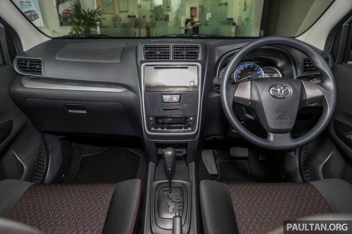 Toyota,Toyota Avanza,ô tô Malaysia