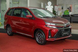 Toyota Avanza 2019 ra mắt Malaysia, rẻ hơn Việt Nam cả trăm triệu