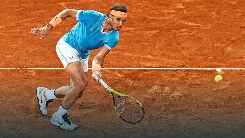Rome Masters 2019,Nadal,Djokovic
