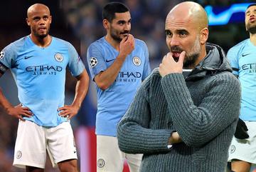 """Guardiola lộ kế hoạch """"thanh trừng"""" khó tin ở Man City"""