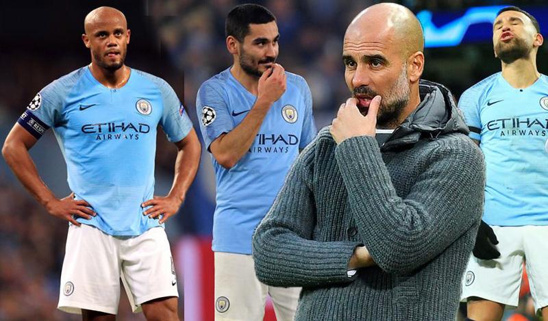 Guardiola lộ kế hoạch 'thanh trừng' khó tin ở Man City