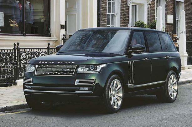 """Những mẫu xe SUV siêu sang dành cho giới """"triệu phú đô la"""""""