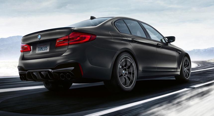 Chỉ có 35 chiếc, BMW M5 gây sốc với giá bán cao chót vót
