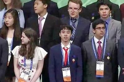 Học sinh Lào Cai đạt giải Ba cuộc thi Khoa học kỹ thuật quốc tế tại Mỹ