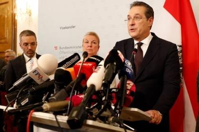 Phó thủ tướng Áo từ chức sau bê bối video quay lén