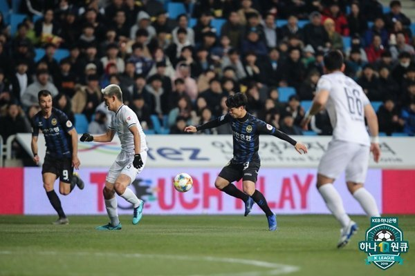 Công Phượng,K-League,Incheon United