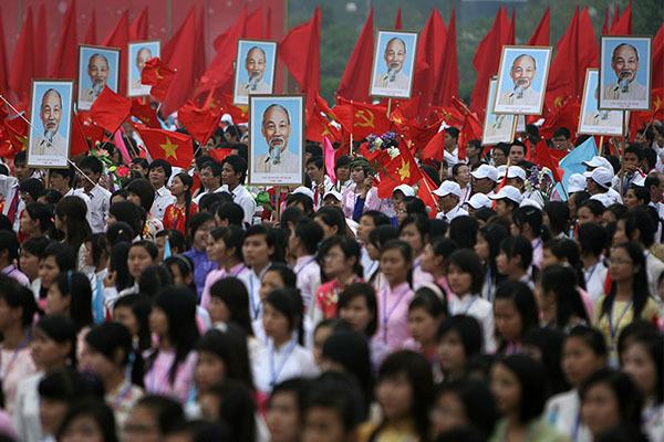 Di chúc Bác Hồ,xây dựng Đảng,Chủ tịch Hồ Chí Minh