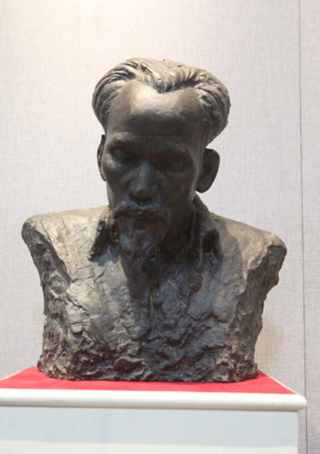 President Ho Chi Minh exhibition opens in Hanoi