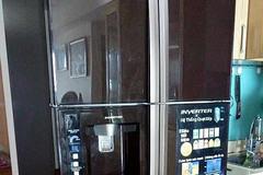 Bàng hoàng giữa bữa cơm: Tủ lạnh HITACHI phát nổ