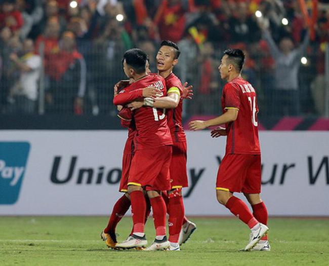 '. Tuyển Việt Nam và thầy Park: Âu lo từ chính... sự tự hào! .'
