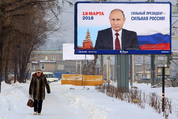 Putin,Tổng thống Nga,kế nhiệm,bầu cử,chính trị Nga