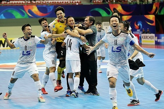 Thai Son Nam among title favourites of Asian futsal club champs