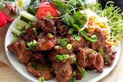 Thơm lừng thịt nướng chao 'đổi gió' cho bữa cơm gia đình