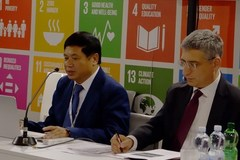 Vietnam vows to be active factor in int'l development cooperation