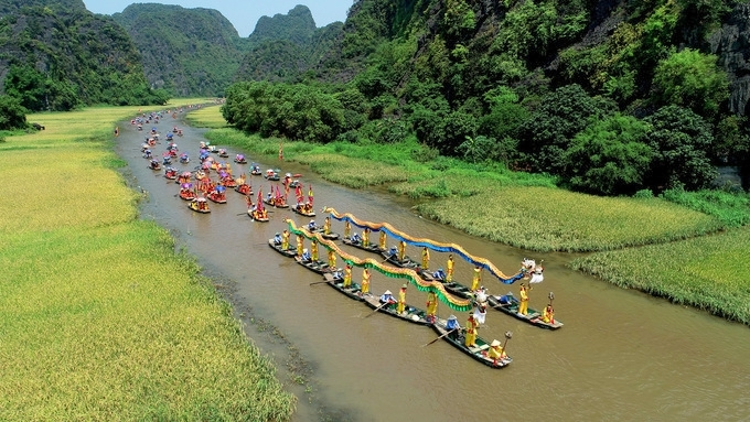 Ninh Binh Tourism Week kicks off with various activities