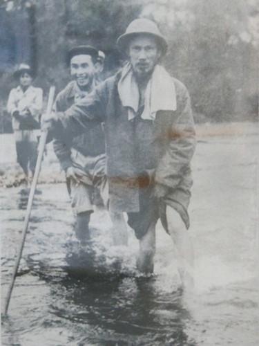 Rare photos of President Ho Chi Minh
