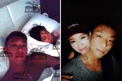 Người đẹp TVB lộ ảnh nóng với chồng của bạn thân