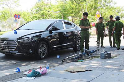 Người đàn ông tử vong sau cú quay đầu xe đạp ở Đà Nẵng