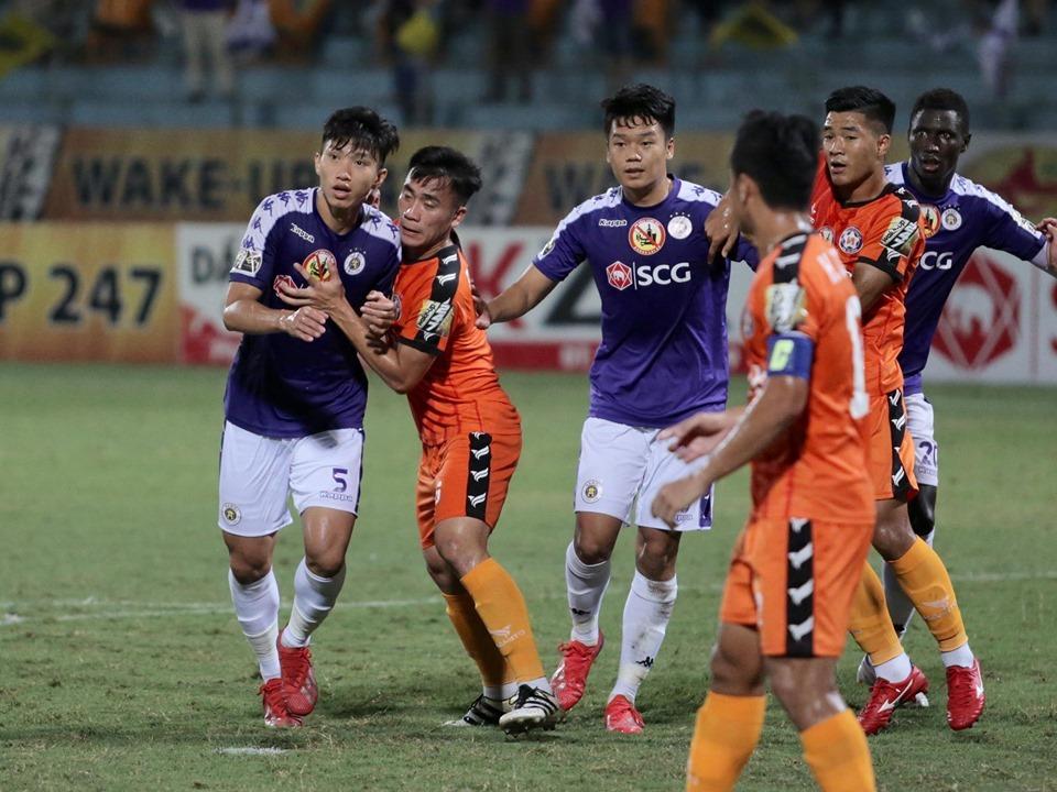 Hà Nội FC,V-League,Bùi Tiến Dũng