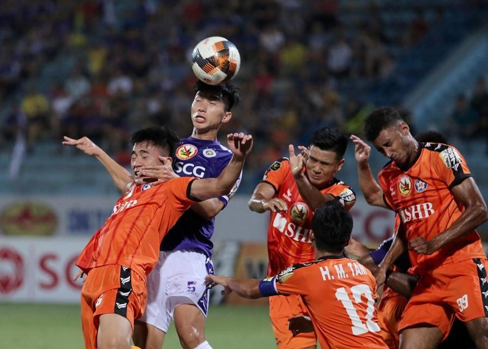 HLV Lê Huỳnh Đức,Hà Đức Chinh,V-League