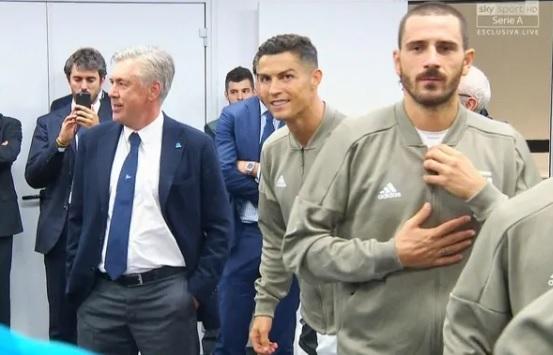 MU,Solskjaer,Juventus,Ronaldo,Ancelotti