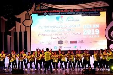 Indonesian choir wins international contest in Hoi An