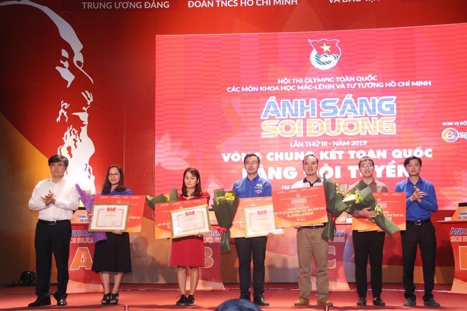 Trao nhiều giải thưởng hội thi Ánh sáng soi đường năm 2019