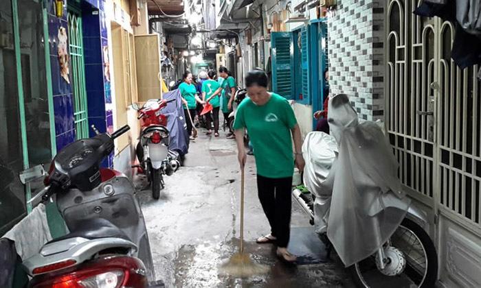 Đời sống Sài Gòn,Xóm giang hồ,Xóm Mả Lạng