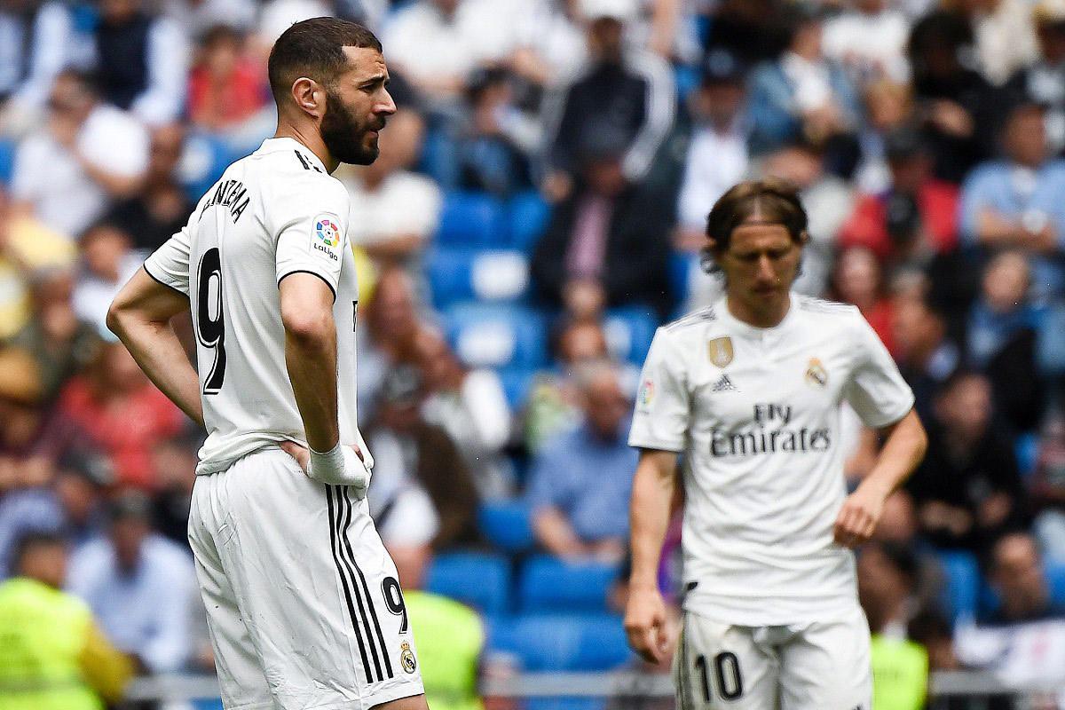 Real Madrid thảm bại: Ngày Ronaldo được quyền hả hê