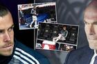 Zidane đay nghiến Gareth Bale, sóng cuộn trào Madrid