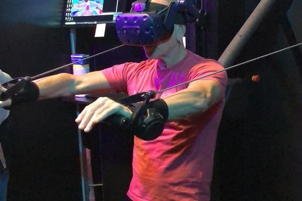 VR,thực tế ảo