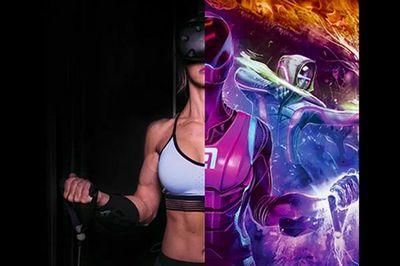Khám phá phòng tập gym VR đầu tiên trên thế giới