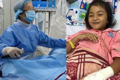 Hội chứng lạ khiến trái tim bé gái đập nhanh 200 lần/ phút
