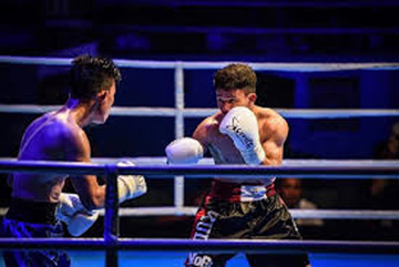 Vietnamese boxer wins WBA Asia Championship with first round KO