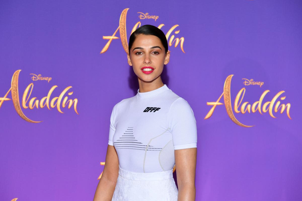 Nhan sắc ấn tượng của công chúa Jasmine trong bom tấn 'Aladdin'