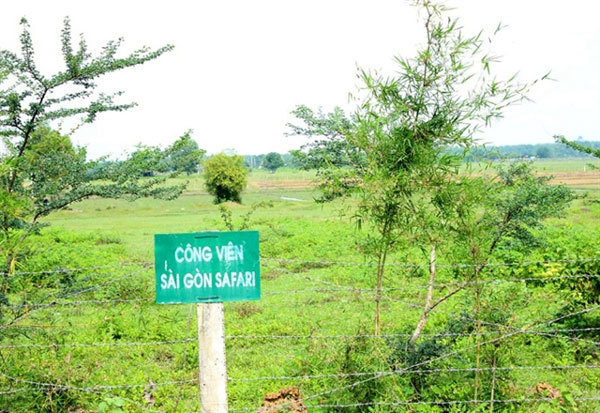 HCM City seeks investment in Sai Gon Safari Park