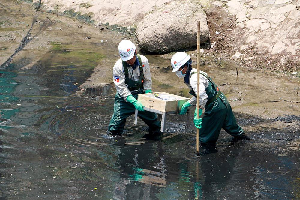 sông Tô Lịch,hồ Tây,ô nhiễm môi trường,Hà Nội