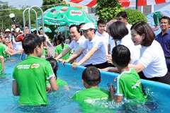 Swimming programmes for children to be expanded