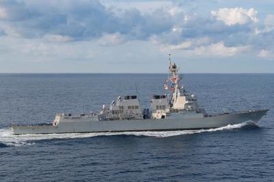 Tàu chiến Mỹ tuần tiễu Biển Đông giữa căng thẳng với TQ