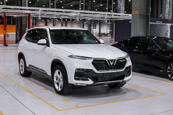 VinFast kiểm thử xe Lux và Fadil ở Việt Nam