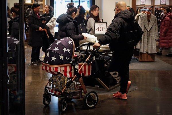 Nhiều người TQ nghĩ Mỹ tụt sau, không còn là 'thiên đường'