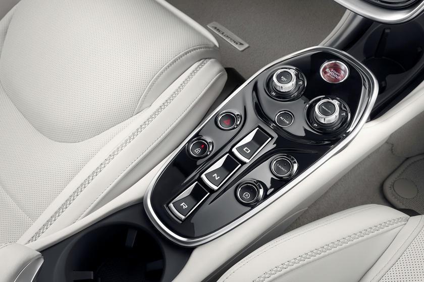 Ngắm siêu nội thất long lanh của McLaren