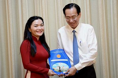 Sở Du lịch TP.HCM có nữ Phó giám đốc 35 tuổi