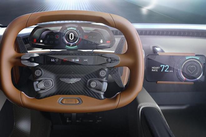 Siêu xe Aston Martin mới giá triệu đô đã bán hết veo dù chưa sản xuất